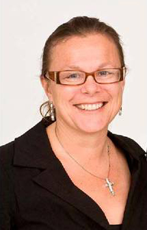 Professor Fiona Wood OAM advocating for sarcoma research